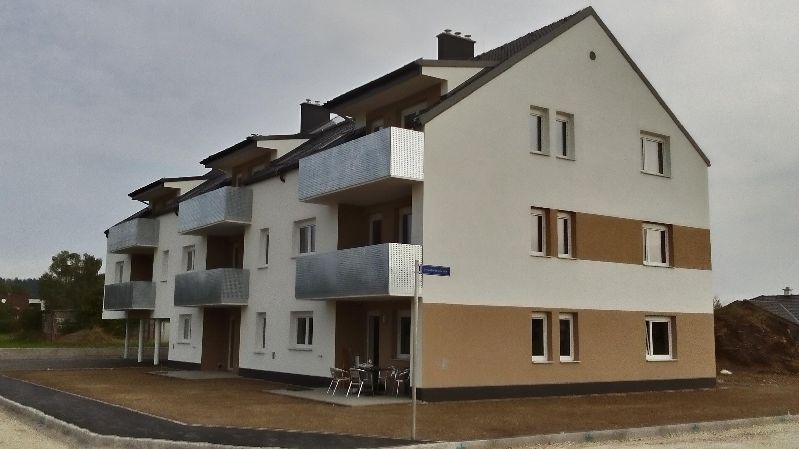 Exklusive Eigentumswohnung Greinsfurth