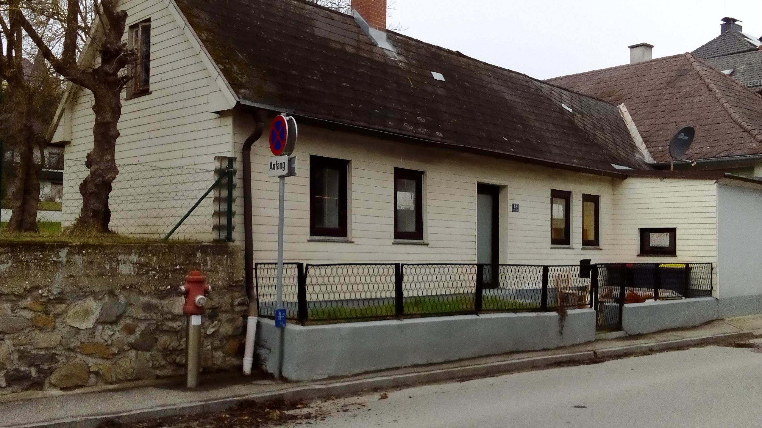 Nettes saniertes kleines EFH im  Zentrum von Ybbs/ Donau
