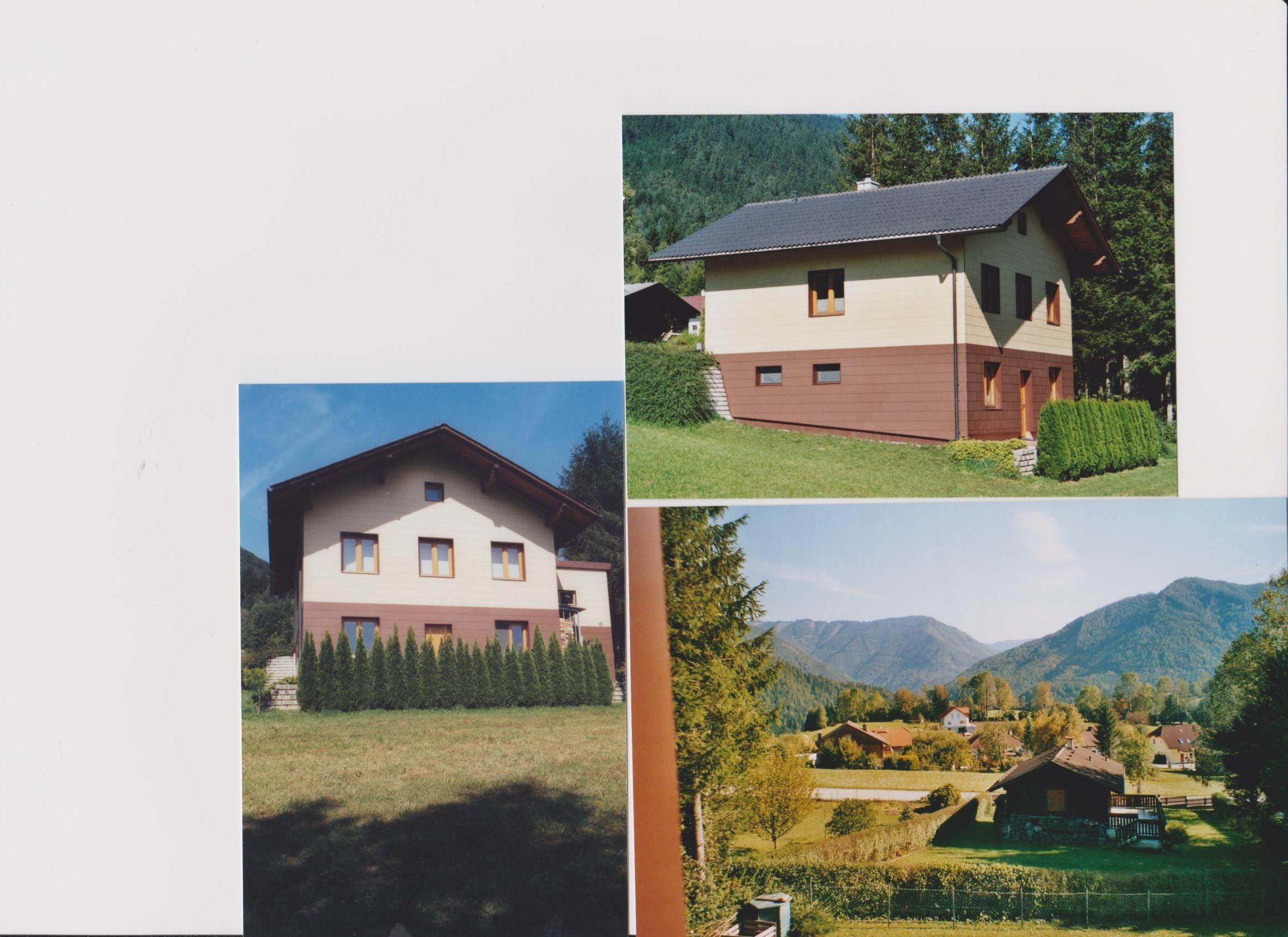 Kleines Einfamilienhaus in Ländlicher Siedlungslage      (OÖ Weyer-Land)